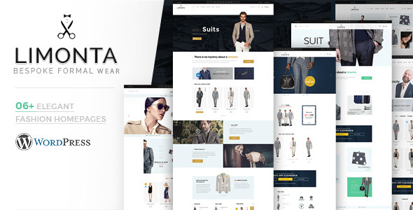 Limonta - Modern Fashion WooCommerce WordPress Theme
