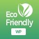 Eco Friendly Environmental WordPress - Eco Nature NGO Theme - ThemeForest Item for Sale