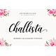 Challista - GraphicRiver Item for Sale