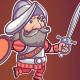 Spaniard Game Sprite - GraphicRiver Item for Sale
