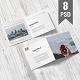 Square Bifold Mockup - GraphicRiver Item for Sale