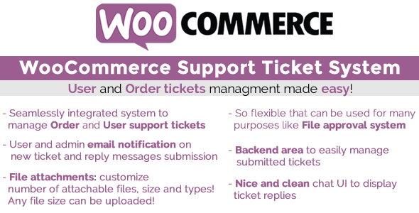WooCommerce Support Ticket System, WooCommerce Support Ticket System plugin, WooCommerce Support Ticket System pro, WooCommerce Support Ticket System free download, WooCommerce Support Ticket System nulled