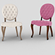 Chair_partia - 3DOcean Item for Sale