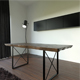 Wooden Slab Dinner Table - 3DOcean Item for Sale