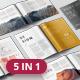 Magazine Mockup Bundle - GraphicRiver Item for Sale