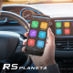 Driver Phone & Car Display Mockup - GraphicRiver Item for Sale
