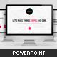 Simplio Presentation Template - GraphicRiver Item for Sale