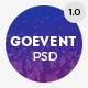 GoEvent – Events & Conference PSD Template - ThemeForest Item for Sale
