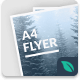 A4 Flyer Mockups - GraphicRiver Item for Sale