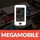 Mega Mobile - ThemeForest Item for Sale