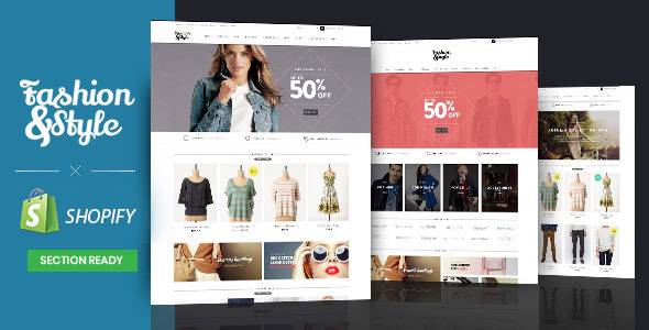 AP Fashion Store - Responsive Shopify Template