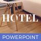 Travel & Hotel Presentation Template - GraphicRiver Item for Sale