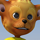 bear mascotte - 3DOcean Item for Sale