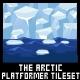 The Arctic - Platformer Tileset - GraphicRiver Item for Sale