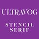 ULTRAVOG - GraphicRiver Item for Sale