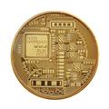 Golden bitcoin - PhotoDune Item for Sale