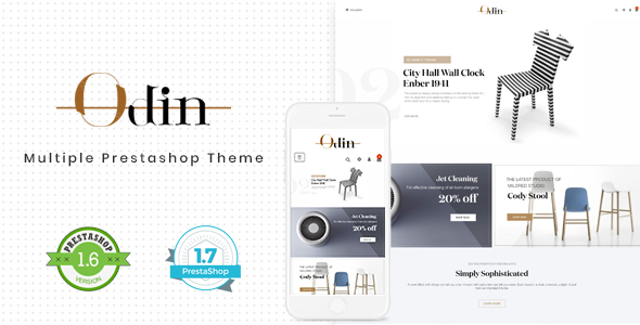 Leo Odin - Premium Prestashop 1.7 theme for Furniture| Interior| Decoration| Home decor