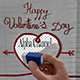 Clay Heart Valentine's Day Transition - VideoHive Item for Sale