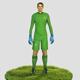 Manuel Neuer goalkeeper football player