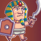 Egyptian Game Sprite - GraphicRiver Item for Sale