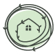 Nest House Logo - GraphicRiver Item for Sale