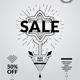 Modern Sale Poster - GraphicRiver Item for Sale