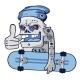 Cartoon Skull Skater Boy - GraphicRiver Item for Sale