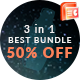 3 in 1 Bundle Powerpoint Presentation Template - GraphicRiver Item for Sale