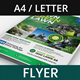Landscaping and Lawn Care Flyer - GraphicRiver Item for Sale