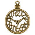 Filigree in the form of a clock, decorative element for manual w - PhotoDune Item for Sale
