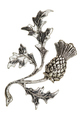 Filigree in the form of a thistle flower, decorative element for - PhotoDune Item for Sale