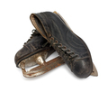 Pair of old ice skates - PhotoDune Item for Sale