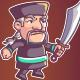Manchurian Game Sprite - GraphicRiver Item for Sale