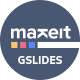 Makeit - Google Slides Presentation Template - GraphicRiver Item for Sale
