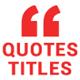 Elegant Quotes Titles - VideoHive Item for Sale