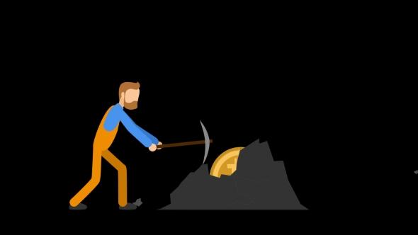 Bitcoin Mining Flat