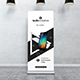 Roll Up Banner Stand Mockup - GraphicRiver Item for Sale