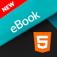 Ebook - Html5 Landing Template With Bootstrap 4 - ThemeForest Item for Sale