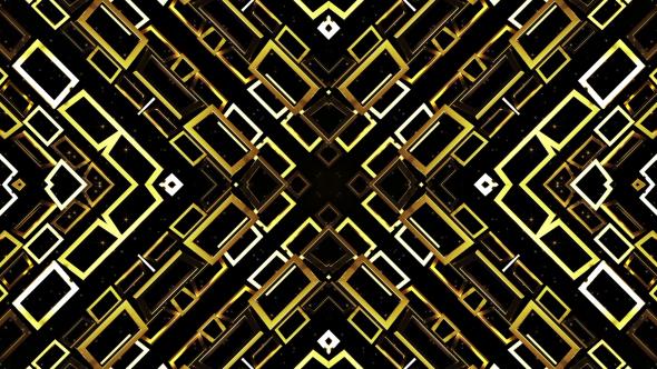 3D Golden Chains Loop