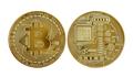 Golden bitcoins - PhotoDune Item for Sale