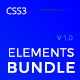Elements Bundle Framework - CodeCanyon Item for Sale