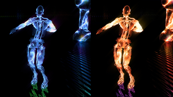Sci-Fi Dance