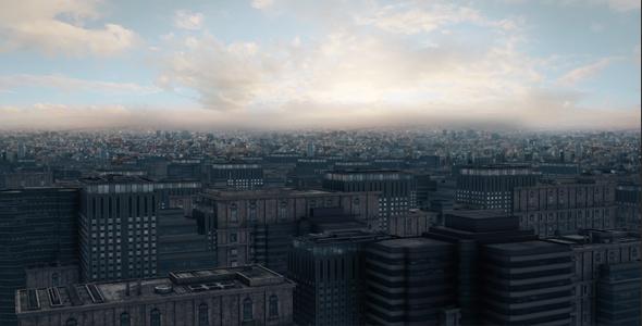 City Daylight