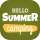 Hello Summer | A Children Holiday Camp WordPress Theme - ThemeForest Item for Sale