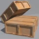 Boxes - 3DOcean Item for Sale