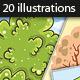 Cartoon Vector Illustration - GraphicRiver Item for Sale