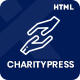 Charity Fundraising HTML Template - ThemeForest Item for Sale