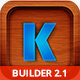 Kelvin Responsive Email Template + Online Emailbuilder 2.1