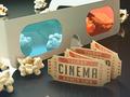 Cinema Ticket - PhotoDune Item for Sale
