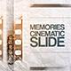 Memories Cinematic Slideshow - VideoHive Item for Sale